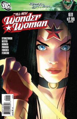Cover for Wonder Woman #{{{Issue}}}