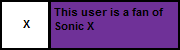 Userbox- Fan Of SX