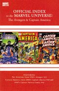 Avengers, Thor &amp; Captain America Official Index to the Marvel Universe Vol 1 14