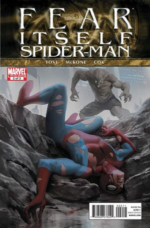 Fear Itself: Spider-man 300px-Fear_Itself_Spider-Man_Vol_1_2