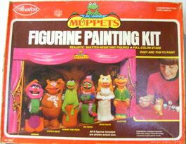 Avalon figurine painting kit 1
