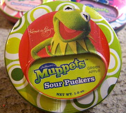Muppet mints kermit
