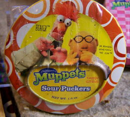 Muppet mints bunsen and beaker