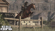 Caballo Red Dead Redemption