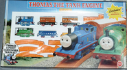 HornbyThomasandPercyclockworktrainset