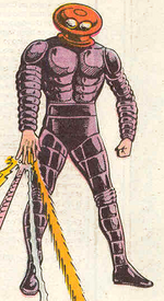 Starfinger the Legion of Super-Heroes villain