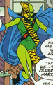 Martian Manhuntress Dark Knight of the Golden Kingdom