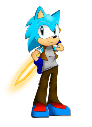Splice The Hedgehog: RPG Fangame. 300px-Gift_kyle_the_hedgehog_by_flame_eliwood-d3i7xab-1-