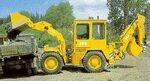 ZTS UZS-050 backhoe - 1998
