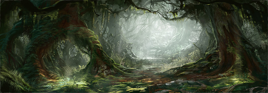 Mirkwood lord of the rings wiki