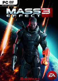 Mass Effect 3 - PC Cover