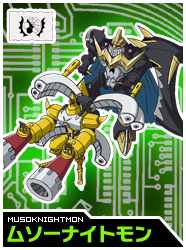 MusoKnightmon t