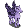 Purple Pegasus-icon