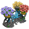 Bicycle Planter-icon
