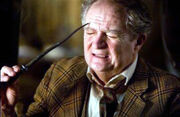 Horace Slughorn memory