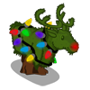 Reindeer Topiary-icon