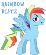 Profile Rainbow Blitz by Trotsworth