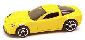11CorvetteGrandSport Yellow