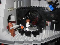 Lego star wars 10188 death star 16