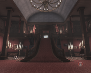 Castle &quot;Fortress of Dread&quot; Main Hall