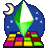 The Sims 2 Nightlife Icon