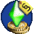 The Sims 2 Open for Business Icon