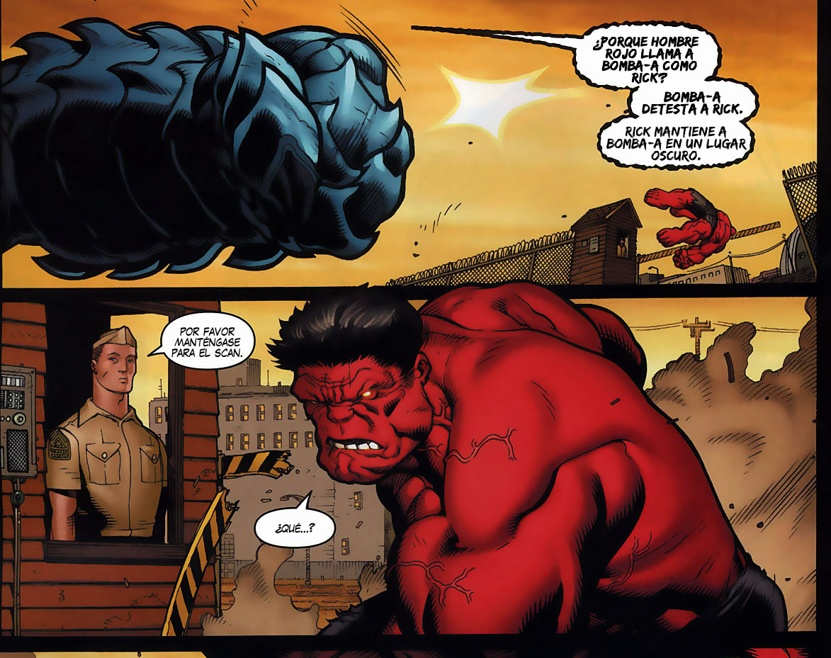 Es marvel wikia com wiki archivo a bomb golpeando a red hulk png