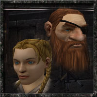 Dwarf race icon