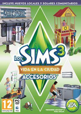 accesorios de los sims 3