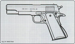 M4A3 Pistol-1