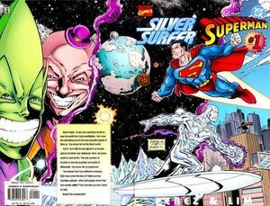 Silver Surfer Superman Vol 1 1