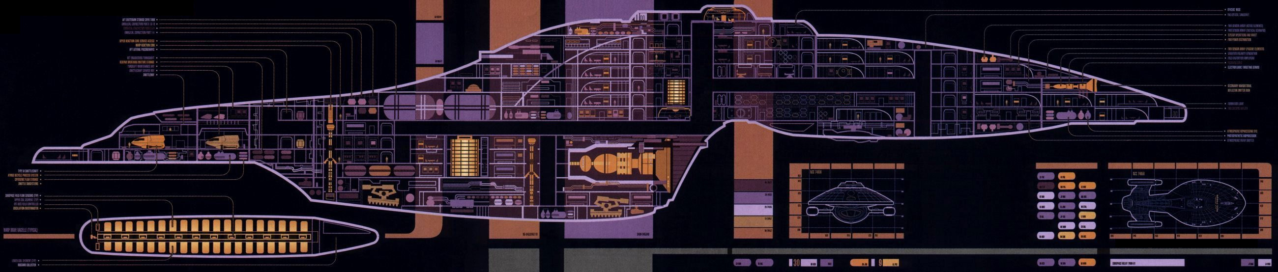 FRIQUIS SPACE (CUADERNO DE VITACORAS) Intrepid_class_MSD