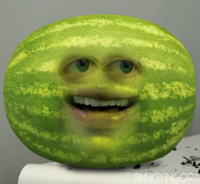 Mervin the Watermelon