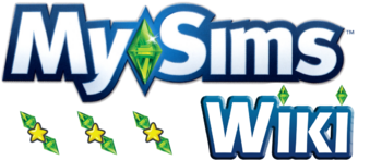 MySims Wiki Logo