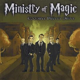 Ministry of magic - goodbye privet drive