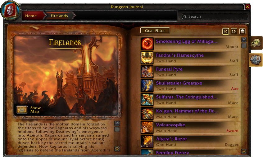 Dungeon Journal-Firelands-Loot-4 2 0 14313