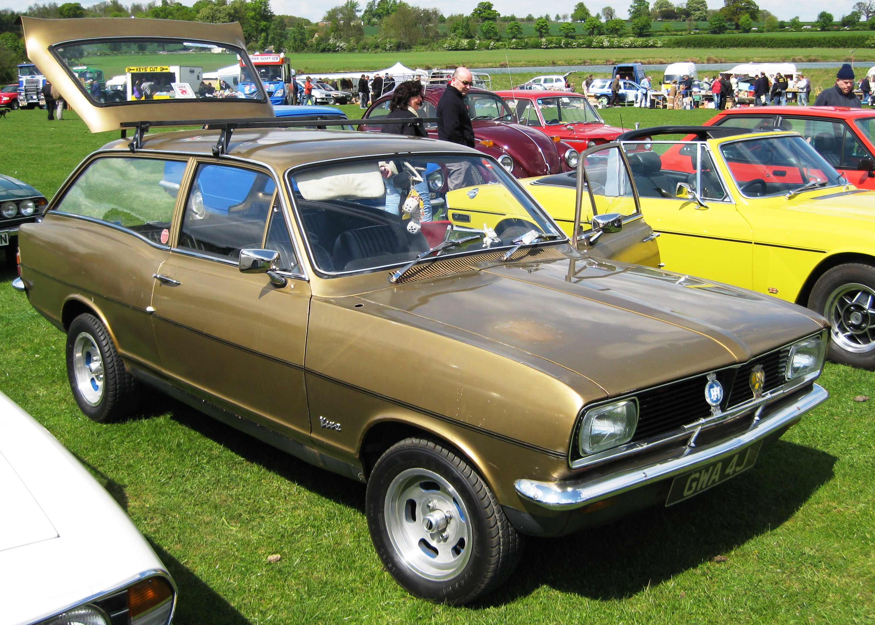 Featured on:Vauxhall Viva