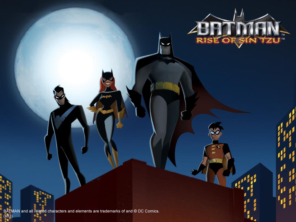 Batman-Rise of Sin Tzu -1