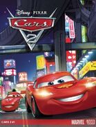 Cars 2 Vol 1 1 Textless
