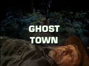 Ghosttown
