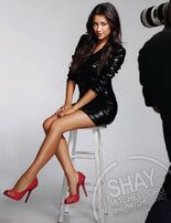 BeautifulModelShay