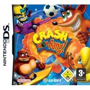 Crash bandicoot 18