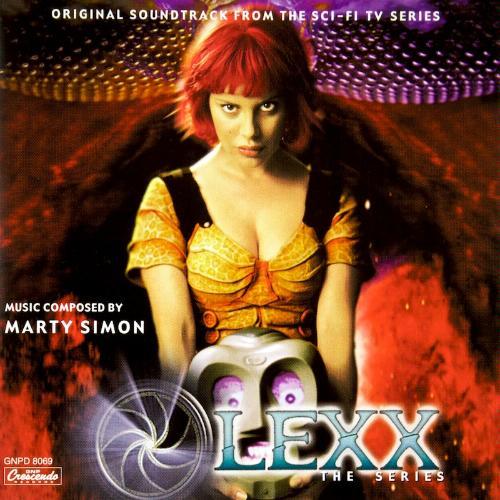 Marty Simon - Lexx - Music From The Original Television Sci-Fi Movie Series