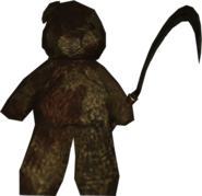 Teddy Bear with Sickle Ascension BO