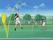 Oishi Moon volley