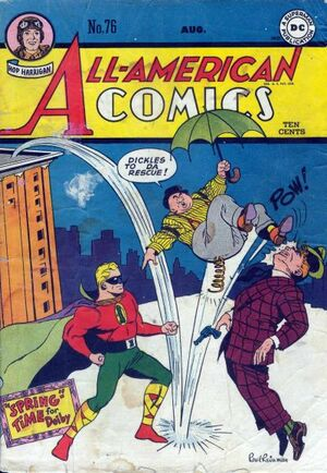 Cover for All-American Comics #76