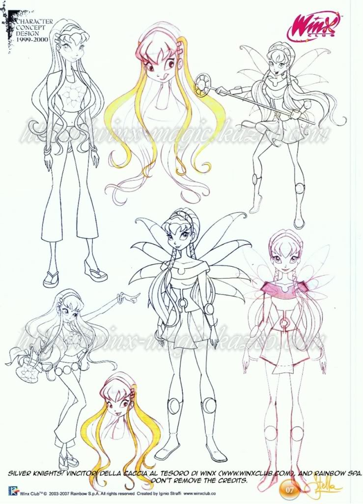 Analysis Of Early Designs Winxed