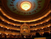 Mariinsky Theatre in Saint Petersburg