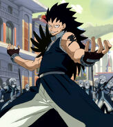 Gajeel new profile