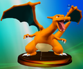 Charizard SSBM Trophy.png